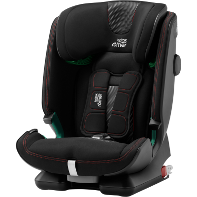 BRITAX RÖMER ADVANSAFIX i-Size Cool Flow Black