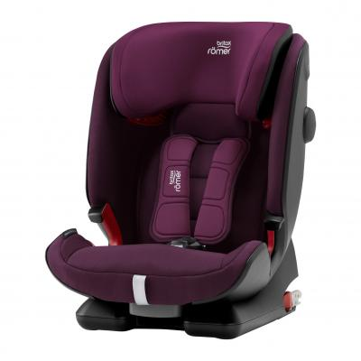 BRITAX RÖMER ADVANSAFIX IV R Burgundy Red