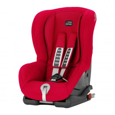 BRITAX RÖMER DUO PLUS ISOFIX Fire Red