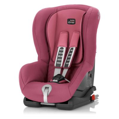 BRITAX RÖMER DUO PLUS ISOFIX Wine Rose