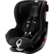 BRITAX RÖMER KING II LS Black Series - Cool Flow - Black