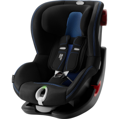 BRITAX RÖMER KING II LS Black Series - Cool Flow - Blue
