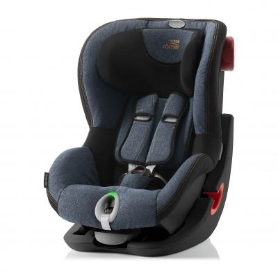 BRITAX RÖMER KING II LS Black Series - Blue Marble