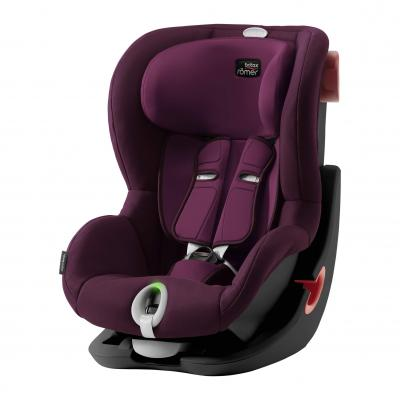 BRITAX RÖMER KING II LS Black Series - Burgundy Red