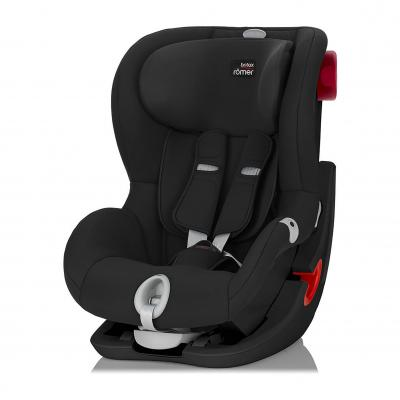 BRITAX RÖMER KING II LS Black Series - Cosmos Black