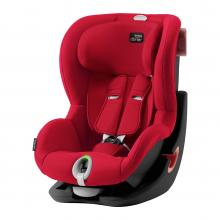 BRITAX RÖMER KING II LS Black Series - Fire Red