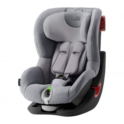 BRITAX RÖMER KING II LS Black Series - Grey Marble