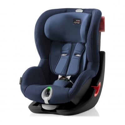 BRITAX RÖMER KING II LS Black Series - Moonlight Blue