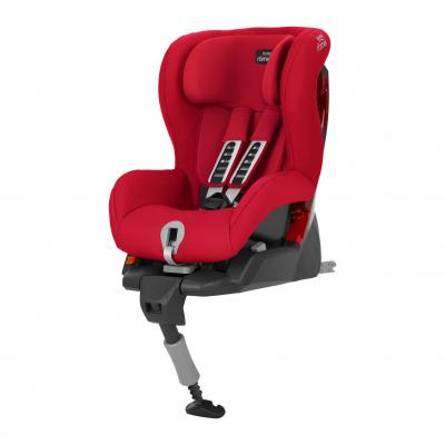 BRITAX RÖMER SAFEFIX PLUS Fire Red